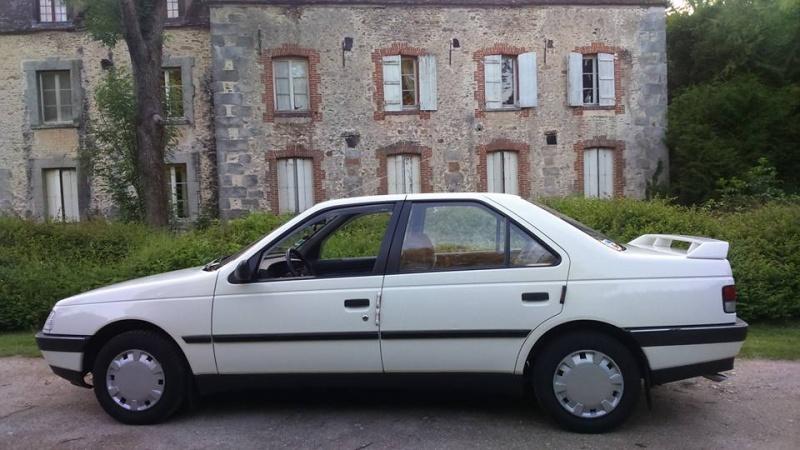 [GL + Husky-28] Peugeot 405 GL et Husky et autre discussion - Page 21 13254310