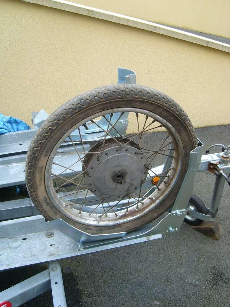 Tranporter votre moto Sl271520