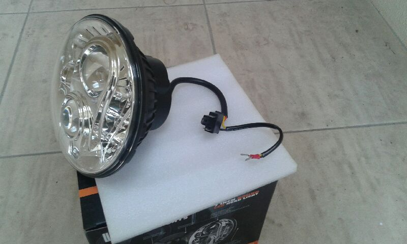 "PHARE 7"" LEDS ( plus en vente) 20160513"