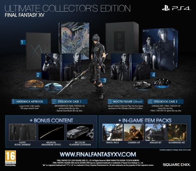 Final Fantasy XV Ff1510