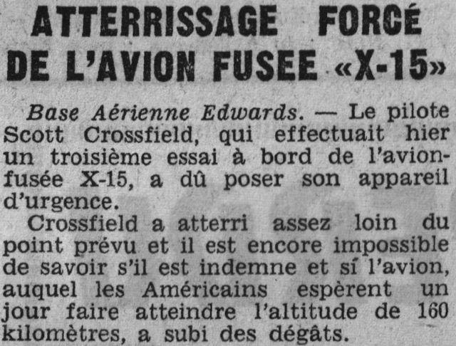 X-15 par La Liberté du Morbihan 59110710