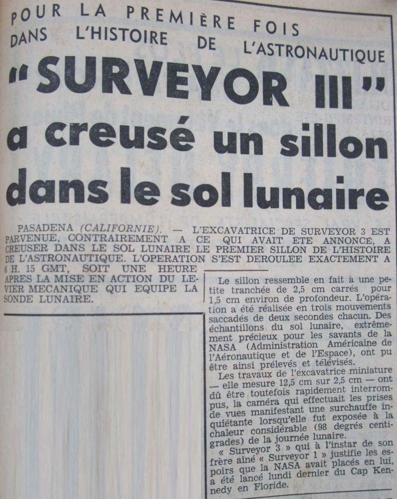 Surveyor - petits pas pour l'Humanité 67042410