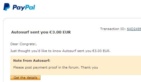 my payment proof!! 2016-010