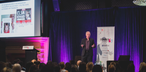 "Clarence Mitchell at CommsCon, Australia: The Full Interview: ""THERE ARE STILL 2 OR 3 ANTI-MCCANN FORUMS - AND THEY'RE WRONG Claren10"