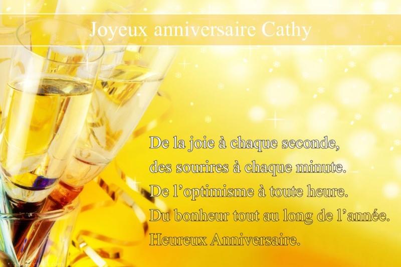 Anniversaire Cathy Blucat30