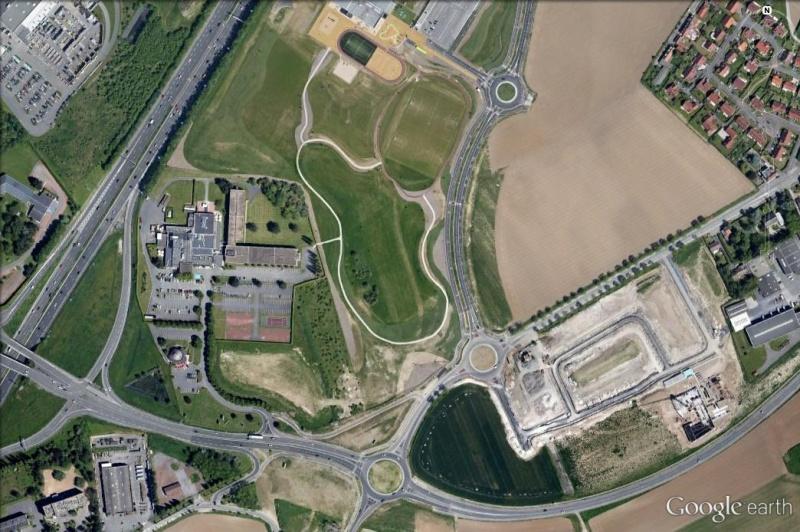 (désormais visible sur GE ) Weembi, simulateur de chute libre, Lille - France Chute10