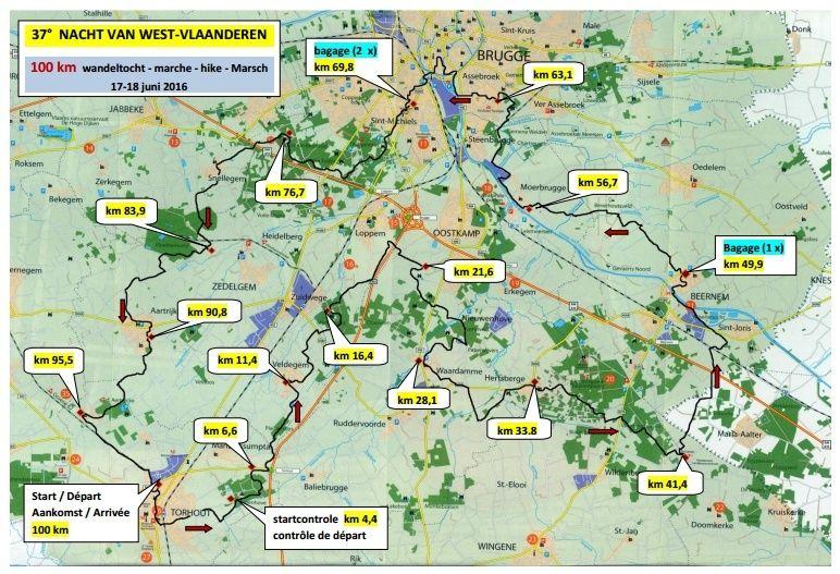 Nuit des Flandres (100km/24h); Torhout (B);  17-18 juin 2016 Nuit_d10