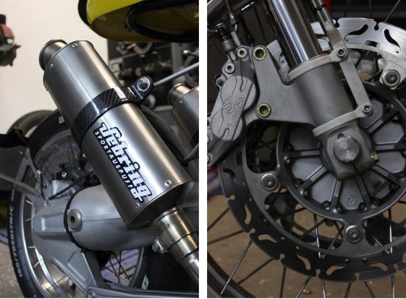 Hammer Kraftrad R100 RS Hammer13