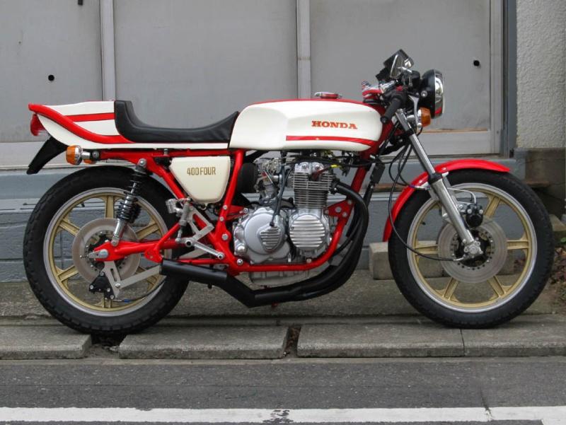 CB400FOUR Honda213