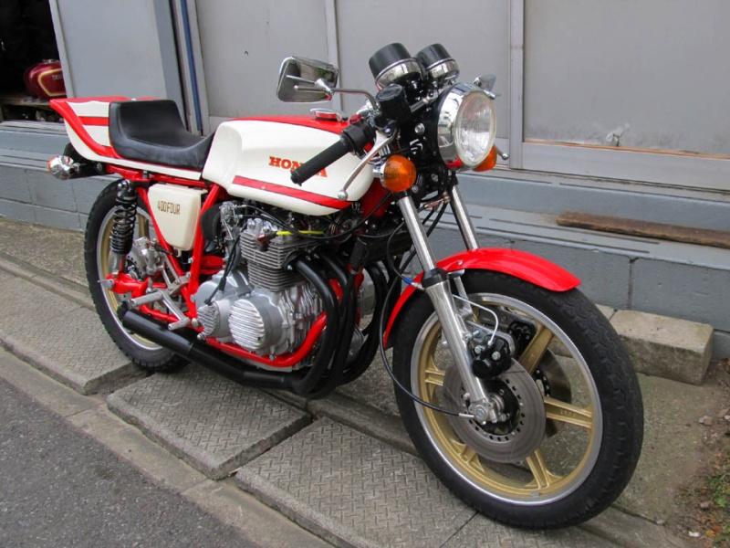CB400FOUR Honda214