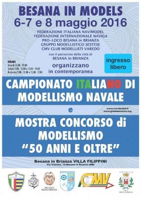 Campionato Italiano Modellismo Navale 2016 Volant10