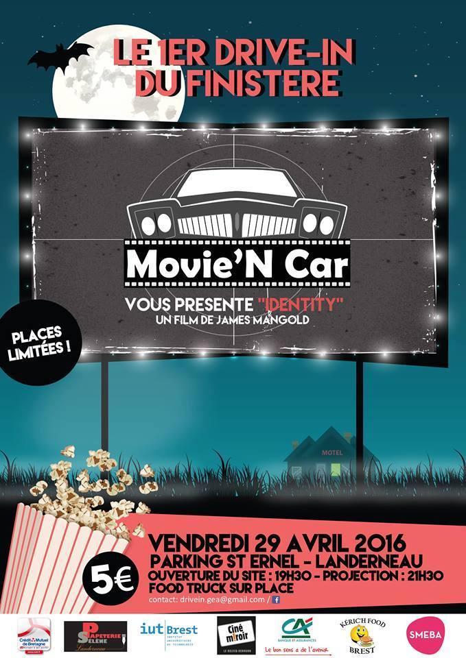 """Movie'N Car - """"Identity"""". 12966010"""
