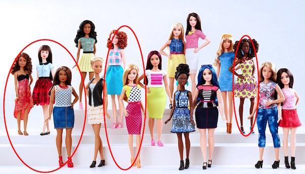 Barbie Fashionista 2016, 4 corps: Ronde, Petite, Grande ou Classique! - Page 2 2016-b10