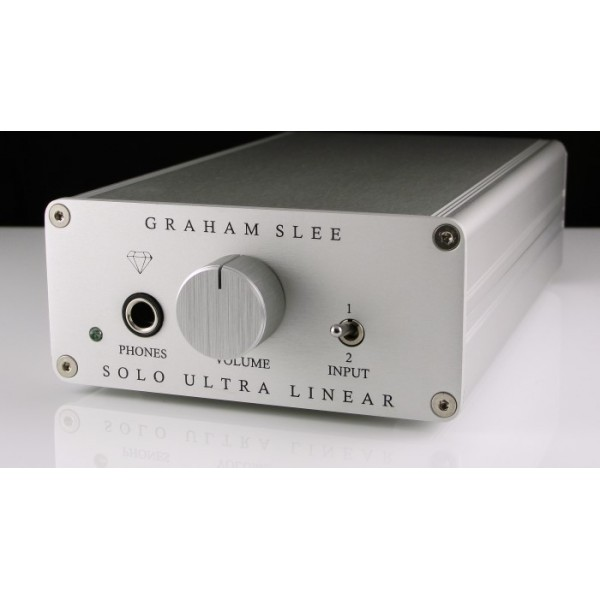 Graham Slee - Solo Ultra-Linear Headphone Amplifier + PSU1 Power Supply Graham10