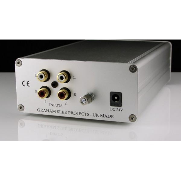 Graham Slee - Solo Ultra-Linear Headphone Amplifier + PSU1 Power Supply Graham11