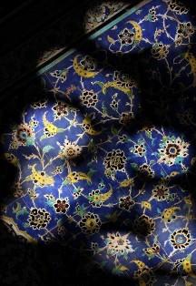 LA MOSQUEE DU CHEIKH LOTFOLLAH (IRAN) Blu_510