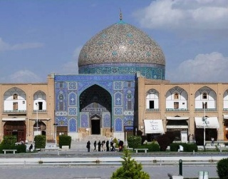 LA MOSQUEE DU CHEIKH LOTFOLLAH (IRAN) Mosque10