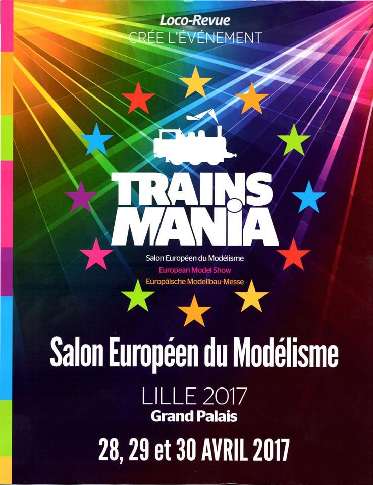TrainsMania ou les 80ans de Loco Revue 20160410