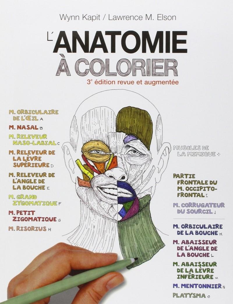 [Culture Médicale] Apprendre l'Anatomie par le coloriage Anat10
