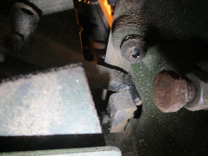 réglage de la scie sur table de la Robland X310 Sans_t10