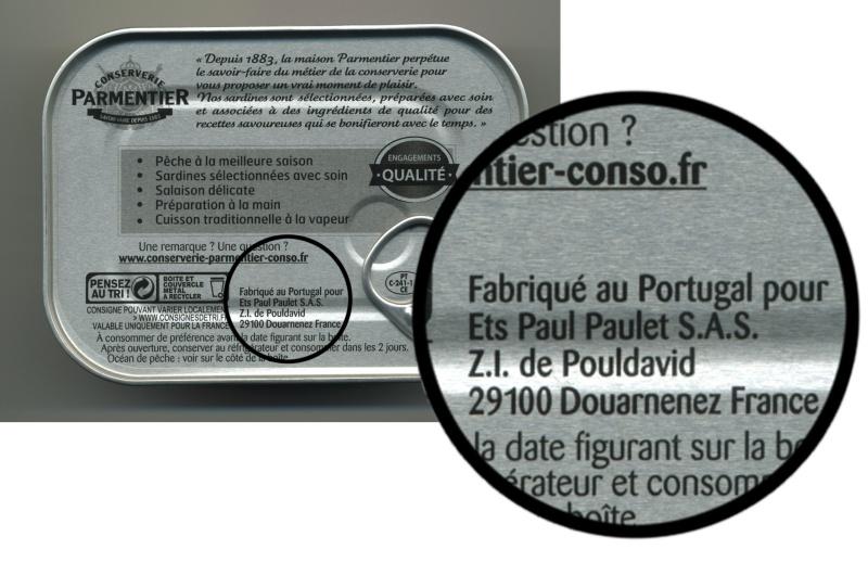 Puxisardinophiles (collectionneurs de boîtes de sardines) - Page 2 Sardin12