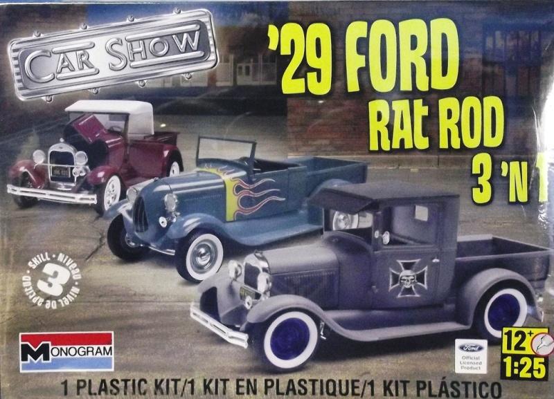 """#58 : Ford 29 pick-up """"Surfin'Safari"""".  125_1910"""
