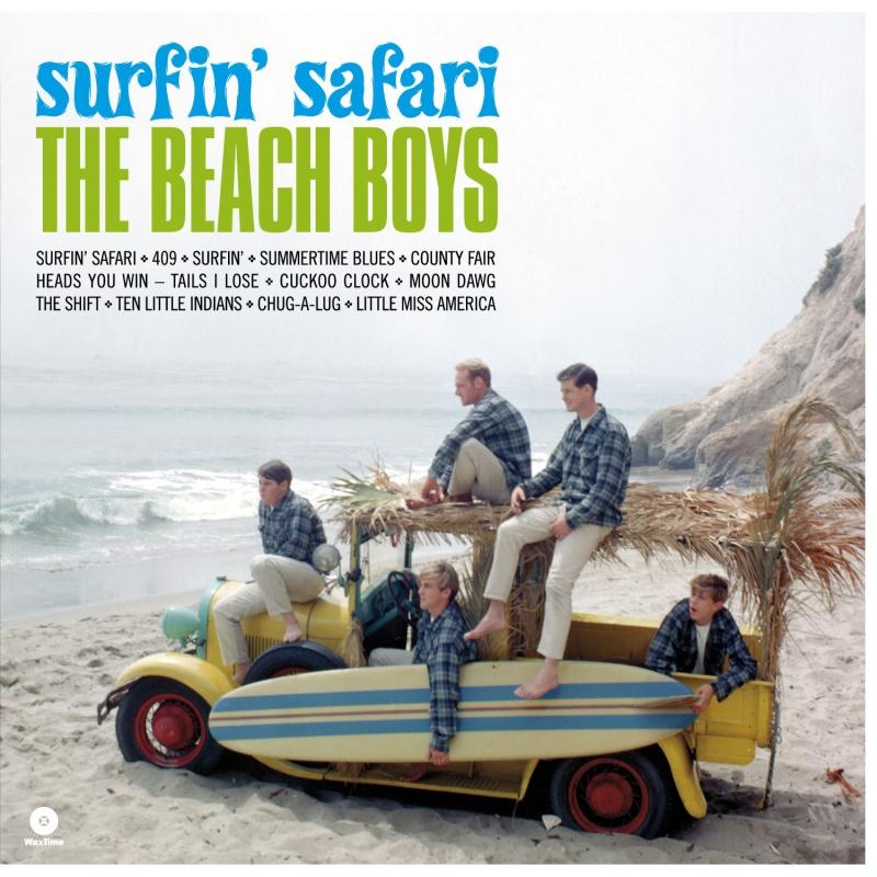 "#58 : Ford 29 pick-up ""Surfin'Safari"".  Surfin10"