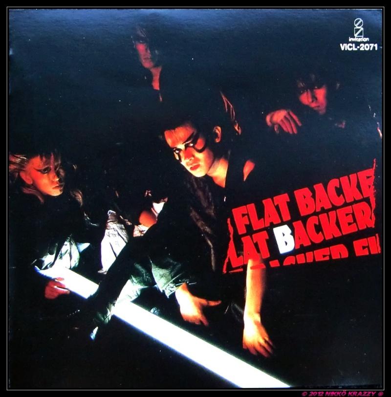 ROCK, HARD ROCK ET METAL JAPONAIS [Guide] - Page 2 Flatba10