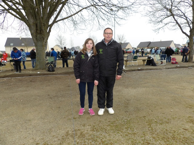Championnat Doublette Mixte et Jeunes à Gennes S/Glaize 104_0315