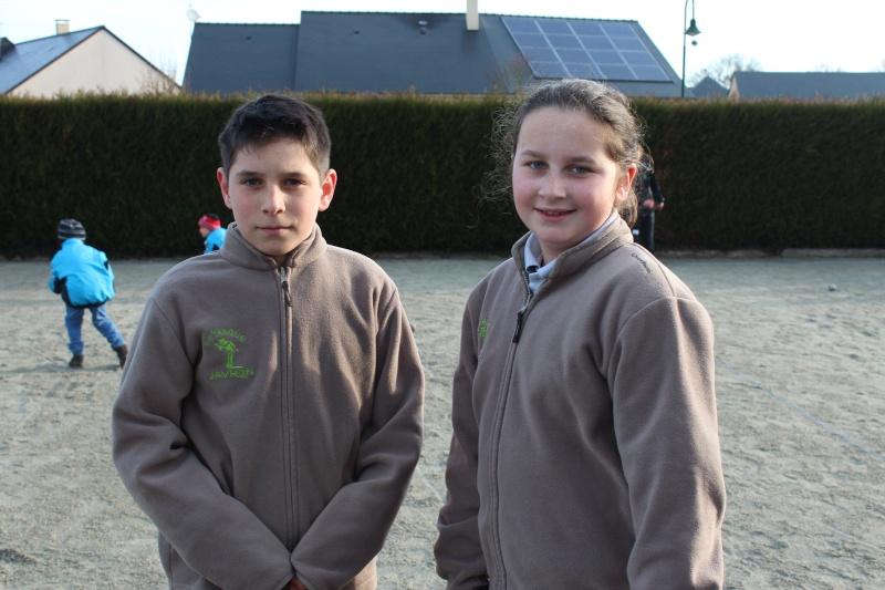 Championnat Doublette Mixte et Jeunes à Gennes S/Glaize Img_4111