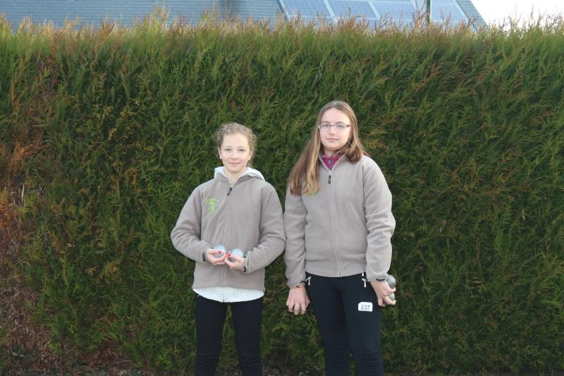 Championnat Doublette Mixte et Jeunes à Gennes S/Glaize Img_4113