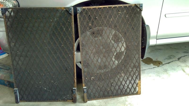 Rebuilding a pair of vintage Sansui speakers SP-X7700 Img_2044
