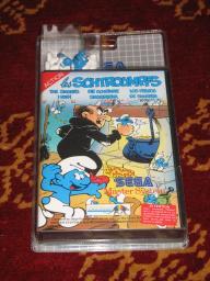 Liste des goodies, posters, ou autres fournis avec les jeux Master System. Smurf_10