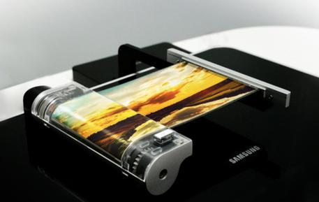 La Samsung lavora al primo smartphone arrotolabile - Pagina 2 6d931410