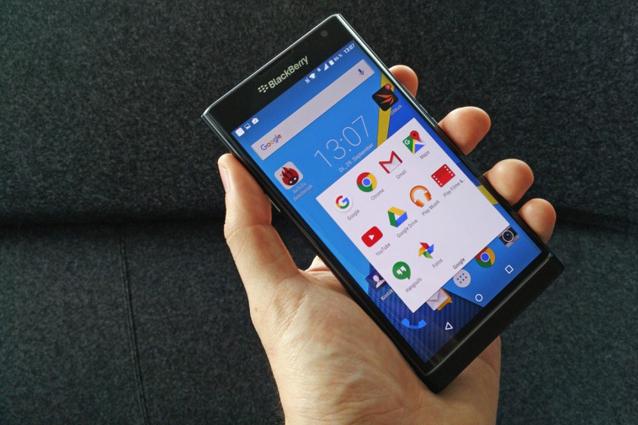 BlackBerry - Due nuovi smartphone Android Blackb10