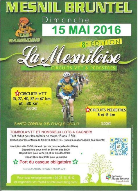 Rando du dimanche 15 mai 2016 Mesnil10