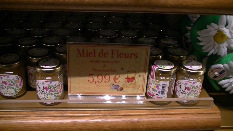 Le miel de Disneyland Paris mis en vente - Page 3 Pic_4010