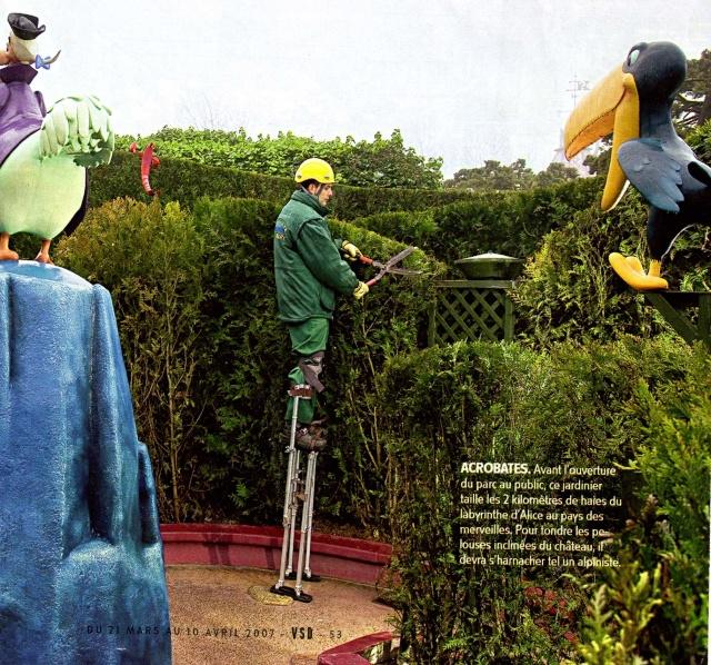 Disneyland Paris : un immense jardin de 80 hectares - Page 2 Ychass10