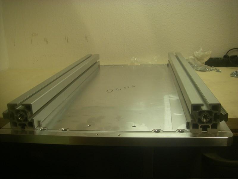 Aufbau meiner C-Line 0605 Imgp8034