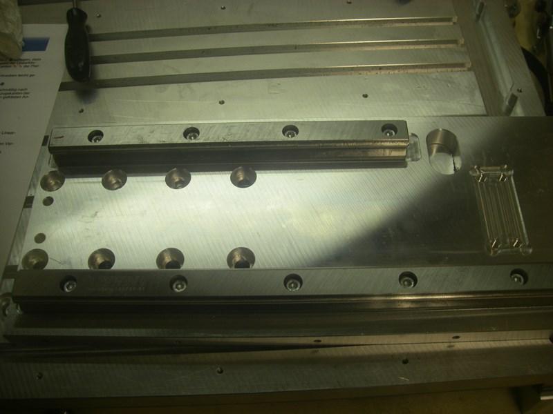 Aufbau meiner C-Line 0605 Imgp8065