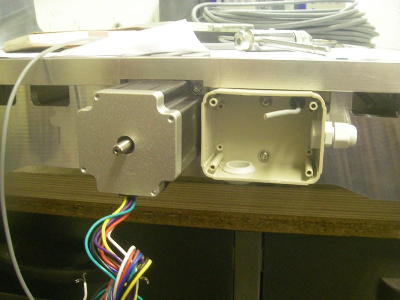 Aufbau meiner C-Line 0605 Imgp8106