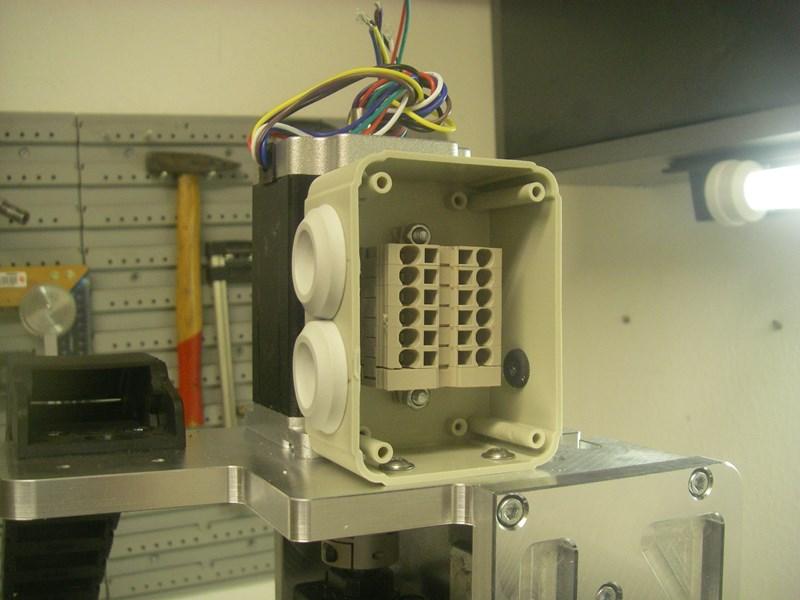 Aufbau meiner C-Line 0605 Imgp8107