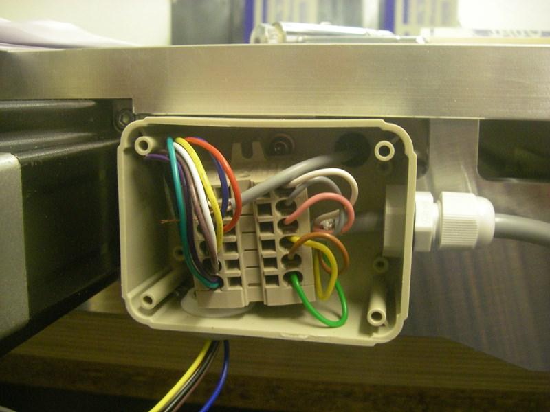 Aufbau meiner C-Line 0605 Imgp8109