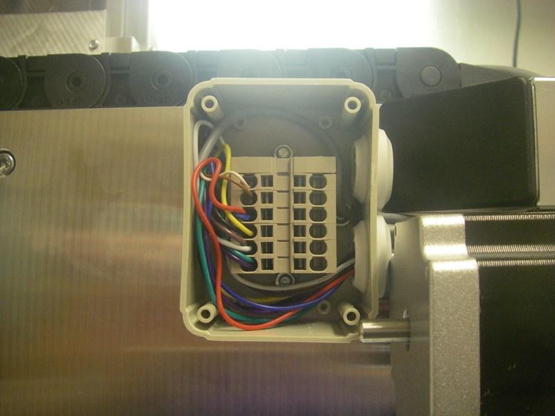 Aufbau meiner C-Line 0605 Imgp8115