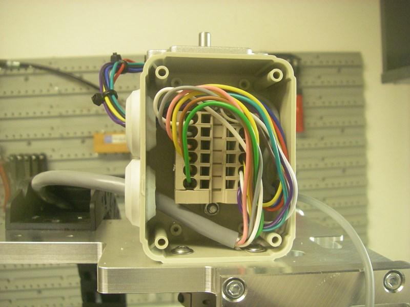 Aufbau meiner C-Line 0605 Imgp8117