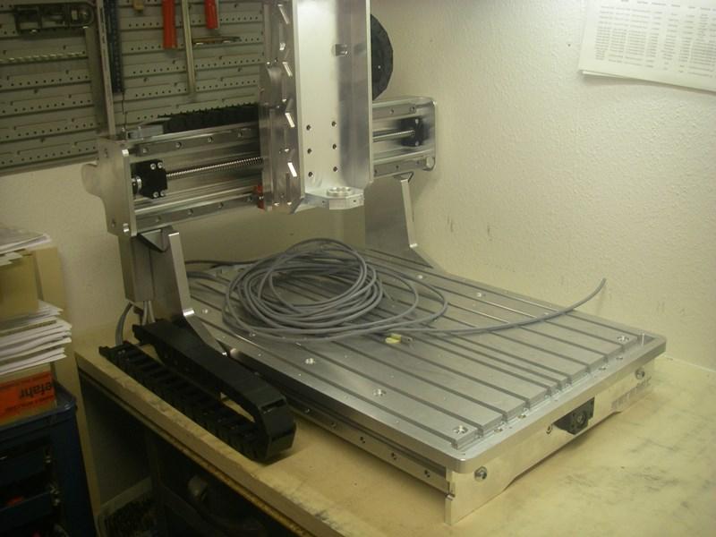 Aufbau meiner C-Line 0605 Imgp8118