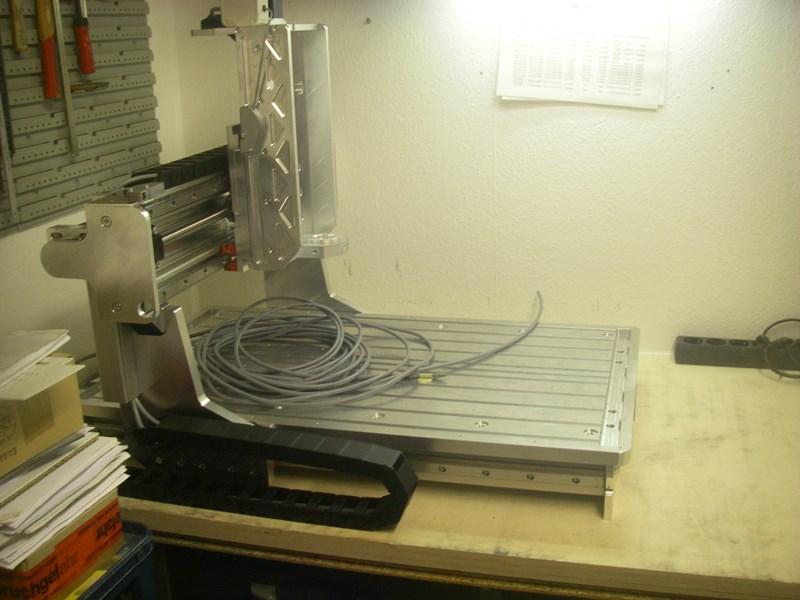 Aufbau meiner C-Line 0605 Imgp8120