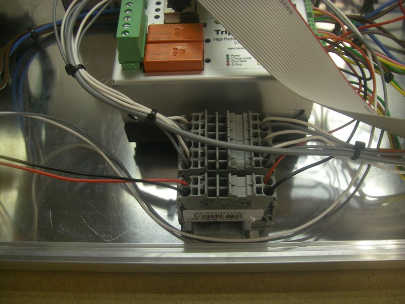 Aufbau meiner C-Line 0605 Imgp8127