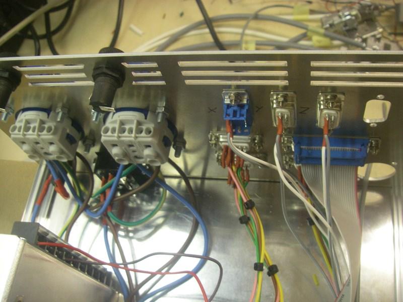 Aufbau meiner C-Line 0605 Imgp8128