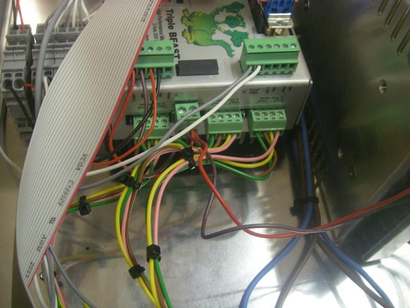 Aufbau meiner C-Line 0605 Imgp8129